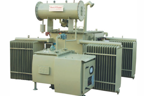 Distribution Transformer With OLTC